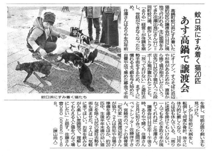 宮日新聞掲載記事