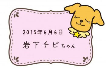2015-06-06 岩下チビちゃんのコピー