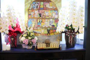「ペット慰霊祭」開催いたしました。